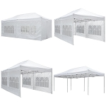 10X20 Easy Pop Up Canopy