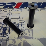 Spacer tube for rear wing mounting plates