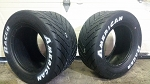 Full Set of F1000 rain Tire - Special Offer - Delivered To Track Only