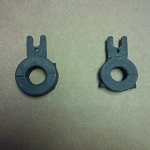 sway bar cable clamp large and small for sway bar links