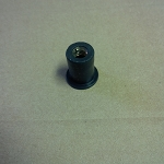 6 mm rawlnut with flex rubber