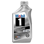 Mobil 1 Synthetic oil (5w-20) 1 quart