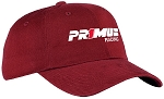 Primus Racing Logo Hats- (available in Black and red)