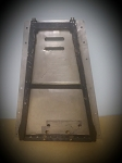 subframe with stainless floor(used)