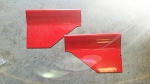 Front Wing Flap composite (pair) used