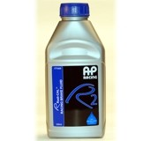 AP 600 Re-branded as Radi-CAL™ R2 - Silver bottle with Blue cap.