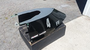 97 updated engine cover  F1600- used