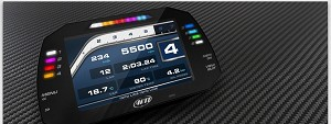 Aim- MXG- the colour TFT dash logger for Motorsports