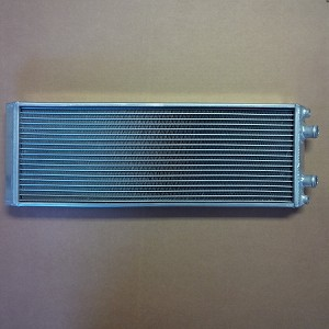 Radiator for 97 van diemen