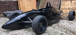 RF01 Van Diemen rolling chassis with NEW FRAME can be sold as f1600 or F2000)
