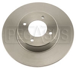 Brake Rotor, DB2/DB3 w/LD20, Solid, Front & Rear