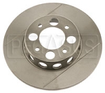Brake Rotor, DB2/DB3 w/LD20, Solid, F&R, Grooved & Lightened