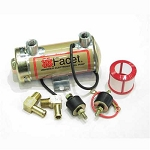 Facet electric fuel pump kit: red top (works)
