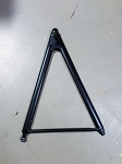 Mygale front lower wishbone LH