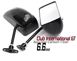 Club International GT carbon fiber (3/8 round angled stem) L or R