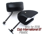 Club International GT plastic (3/8 round angled stem) L or R
