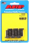 Flywheel Bolts, Pro Series, Chromoly, Black Oxide, 12-Point, 3/8 in. x .900 in., Mini, 1.6L, Set of 6