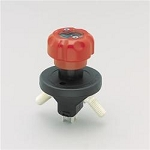 Combination battery alternator kill switch
