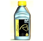 PRF660, Re-branded as Radi-CAL™ R3 - Silver bottle & Yellow cap.
