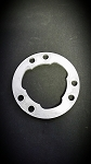 CV spacer for inner driveflange and cv housing  1/8