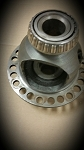 steel differential housing-  Like new- HC9212