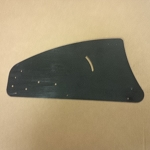 Front Wing Endplate for Aluminum style front wing
