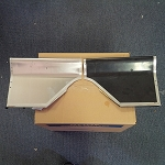 Aluminum high down force Front wing flap- RH,LH  sold individually -price includes 1 flap