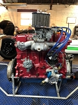 F1600 Ivey racing engine ( kent)