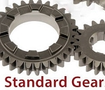 Hewland-22/29 Gear Set, 1.318