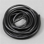 Electrical Wire, 10-Gauge, 10 ft. Long, Black, Each