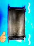 PRP 19 row M22 x 1.5 oil cooler with removalble fittings