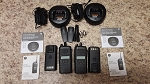 Motorola CP185 radio set