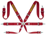 Sabelt Silver Series A633 Saloon 3x3 FIA Harness, Pull Up