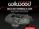 Willwood WLD-20 Formula racing caliper- these use standard piston
