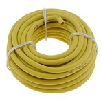 Electrical Wire, 12-Gauge, Yellow, (per foot)