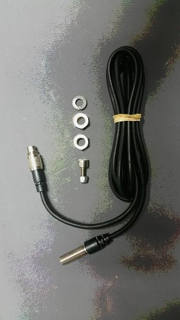 Aim Wheel Speed Sensor with metal connect