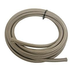 HOSE TFE -6 AN BRAIDED steel hose(per foot)