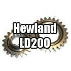 LD200 used gear sale! Hewland
