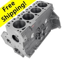 Ford 1.6L 4-Cylinder Kent Engine Block, New