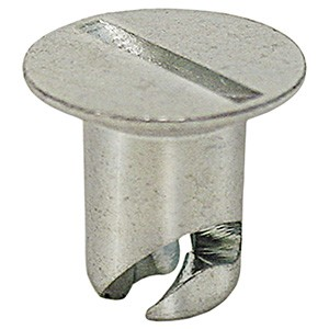 .450 x 5/16 Flush Head Slotted Quarter Turn Fasteners