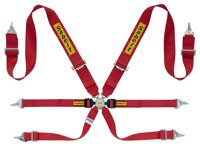 Sabelt Steel Series S632 Saloon 3x2 FIA Harness, Pull Down- BLUE